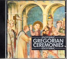 Wolfgang Reithofer ‎– Gregorian Ceremonies CD Album