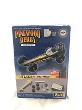 Official BSA Pinewood Derby Kit Racer Series DRAGSTER REVELL Rmxy9635