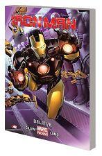 US COMIC IRON MAN 1 HC Believe Marvel Now! englisch