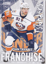 10-11 Score John Tavares /5 Franchise All-Star Edition 2010