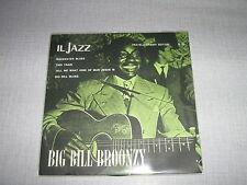 BIG BILL BROONZY EP ITALIE PROMO IL JAZZ