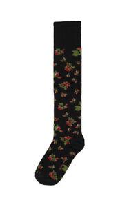 BNWT Simone Rocha X H&M Jacquard-knit Knee Socks