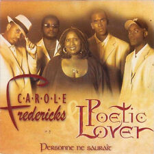 Carole Fredericks & Poetic Lover CD Single Personne Ne Saurait - France (EX/EX)