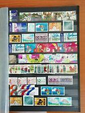 (G-06) Postzegels Nederland uit 2001-2018, gebruikt