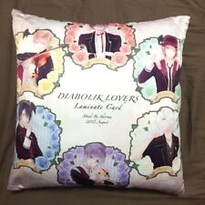 Anime DIABOLIK LOVERS two sided Pillow cushion Case Cover cosplay 44