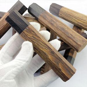 Holz Achteckigen Griff Japanischen Stil Chef der Küche Geändert Cutter Grip DIY