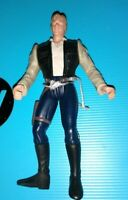 STAR WARS HAN SOLO 1995 KENNER POWER OF THE FORCE POTF FIGURE