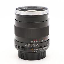 Carl Zeiss Distagon T* 35mm F/2 ZF.2 (for Nikon F mount) -Near Mint- #87