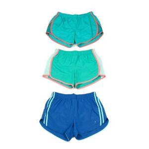 3 Pairs Sports Shorts | XS | Gym Hot Pants Running Jogging Yoga Dance Job Lot