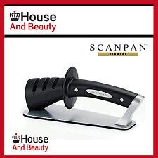 Brand New Genuine  SCANPAN Classic 3 Step Knife Sharpener RRP $59.95