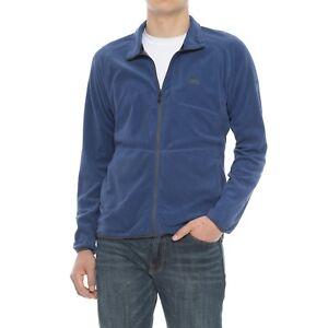 Trespass Gladstone Quick-drying Jacket Men Lightweight Microfleece  Blue XL