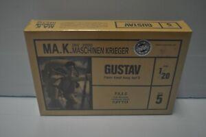MA.K. ZbV 3000Maschinen Krieger Gustav 1/20