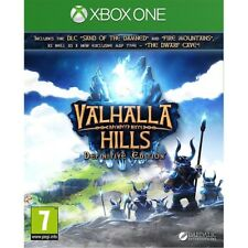 Valhalla Hills Definitive Edition Microsoft Xbox One Game 7 Years