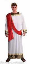 JULIUS CAESAR EMPEROR OF ROME ADULT HALLOWEEN COSTUME SIZE STANDARD