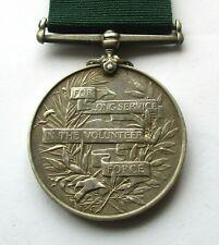 Volunteer Long Service Medal / G B Selby