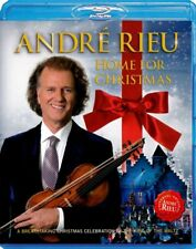 Andre Rieu: Home for Christmas (Blu-ray Disc, 2012) NEW