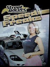 Street Racers: Speed Freaks (DVD, 2006) WORLD SHIP AVAIL