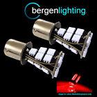 382 1156 BA15s 245 207 P21W XENON RED 21 SMD LED BRAKE LIGHT BULBS HID BL201701