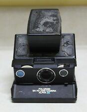 Polaroid SX-70 Alpha SE Land Camera