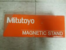 MITUTOYO MAGNETIC STAND BASE INDICATOR HOLDER 7010 SN - NEW IN BOX