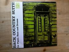 Mose Allison Trio Back Country Suite 1st Press Very Good Vinyl Record PR 7091