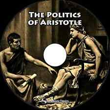 The Politics of Aristotle - MP3 CD Audiobook in paper sleeve