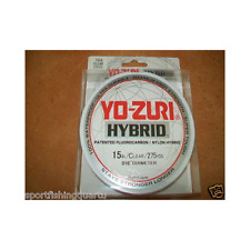 FLUOROCARBON HYBRID YO-ZURI 20LBS 11.8kG 0.438 mm 250MT MADE IN JAPAN