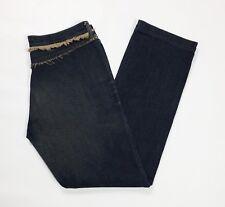 Pacific trail jeans donna usato slim straight vintage boyfriend w30 tg 44 T3028