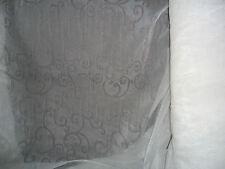 Nr. 2232 Gardinen stoff Vorhangstoff Scherli METERWARE Ranken Knitterfrei
