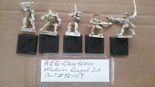Aeg - Clan War- Medium Ranged Infantry