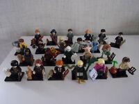 Lego 71022 Harry Potter / F. Beasts / 5005254 Minifiguren zum aussuchen - Neu