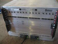Myricom Myrinet 128 port 10Gb Complete Switch # 10G-7U-CLOS-ENCL w/ 2SW32-LC