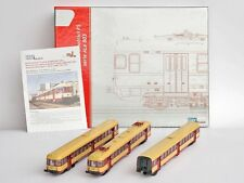 Big Models/ MdF 91403 Ale 803 Prima serie, livrea giallo sabbia/rosso bordeaux