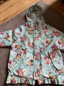 Girls Coat By Joules Age 9-10