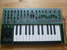 ROLAND SYSTEM 1 SYNTHESIZER KEYBOARD WITH PSU, BOX, MANUAL & PLUG-OUT WITH CARD