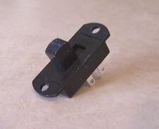 C&K SPST Slide Switch  6A 250VAC