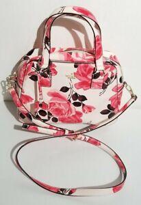 "Kate Spade ""Cameron Street Roses Little Babe"" Convertible Bag PXRU7525 $278"