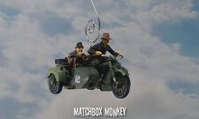 Indiana Jones Harrison Ford Alemán Motocicleta Navidad Ornamento Ultima Cruzada