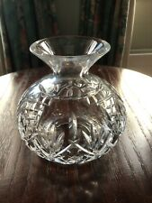 Waterford Crystal Replacement Shade From 1990s Lamp.