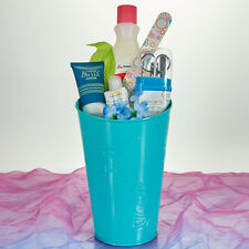 Luxurious Teal Nail Care Gift Basket  - GREAT GIFT!  Women, Teens ALL OCCASION