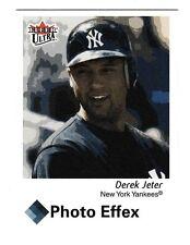 2003 Fleer Ultra Photo Effex Derek Jeter #1 Insert Baseball Card NM-MT