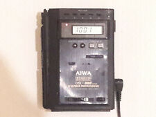 Cassette Player Portable AIWA Model HS-J 505--Vendu pour pieces--Sold for pieces
