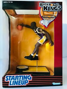 Shaquille O'Neal NBA Basketball SLU Lakers Backboard Kings 1997 NIB