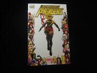 The New Avengers #3 (October 2010, Marvel) Women Of Marvel Variant HIGH GRADE