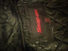 2020 Snap On Tools Mechanic Hooded Men's Work Jacket Winter Coat Size xx Large