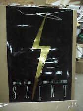 THE SAINT, orig rolled mylar advance 1-sheet / movie poster [Val Kilmer]