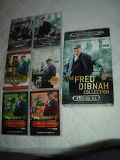 THE FRED DIBNAH COLLECTION 6 DVD BOX SET