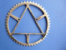 "Williams Chainring C45 49t 3 bolt 3/32"" 1958 88BCD Vintage Bike NOS"