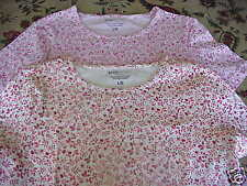 *NWT* Set of 2 Basic Editions S/S Classic Fit Cotton Tops Sz M