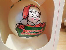 1989 Campbell Soup Christmas Bulb
